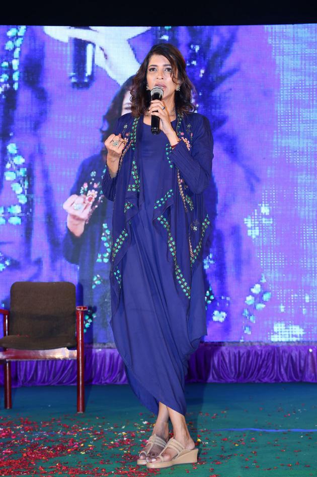 Manchu Lakshmi at Suchirindia Foundation Sankalp Divas