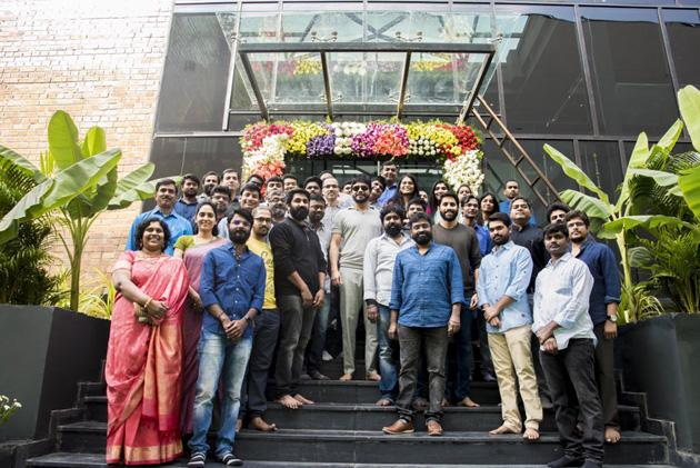Annapurna Studios New Sound Mixing Theater Launch