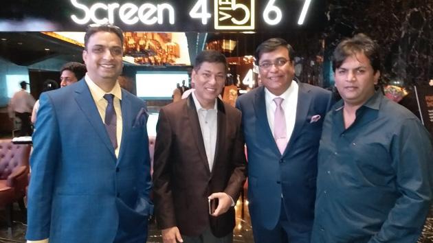 Mahesh Babu AMB Cinemas Launch photos