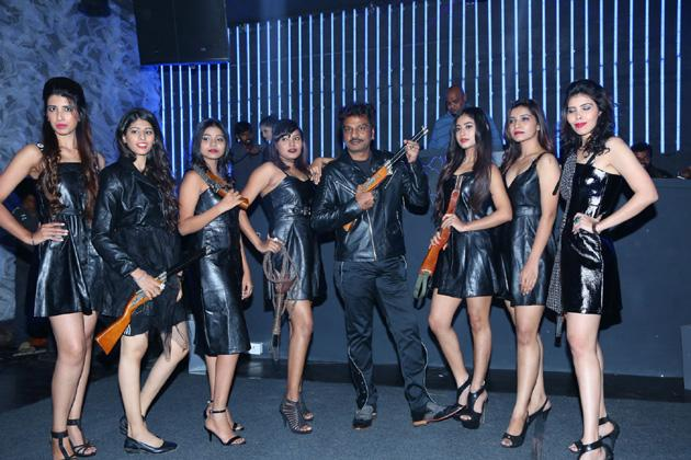 Terminator Style Fashion Show Photos
