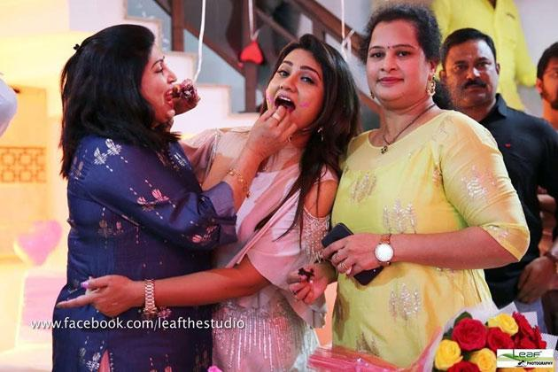 Actress Jyothi Birthday Celebration Photos