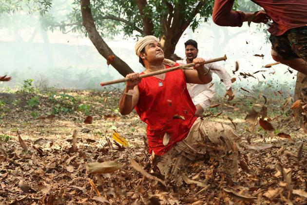 Odiyan Movie Photos