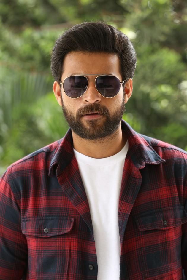 Varun Tej Interview Photos