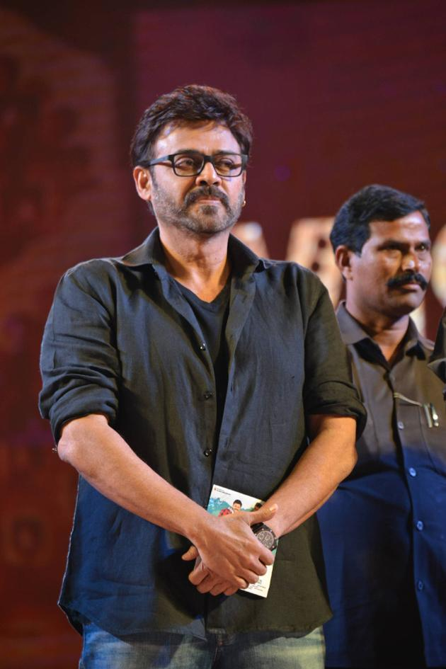 Venkatesh And Varun Tej F2 Audio Launch Photos