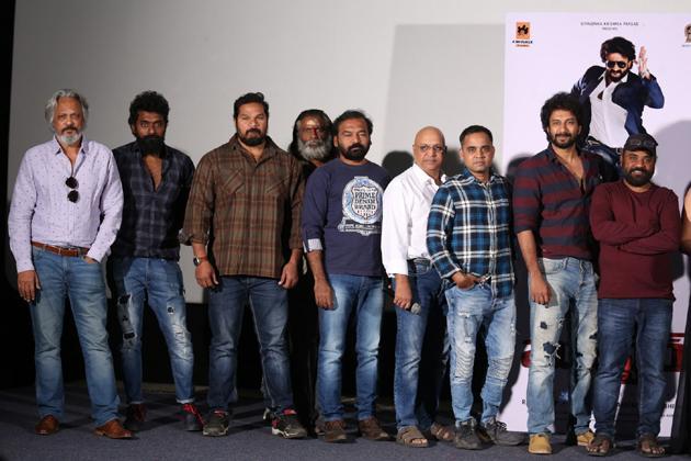 Bluff Master Movie Success Meet Photos