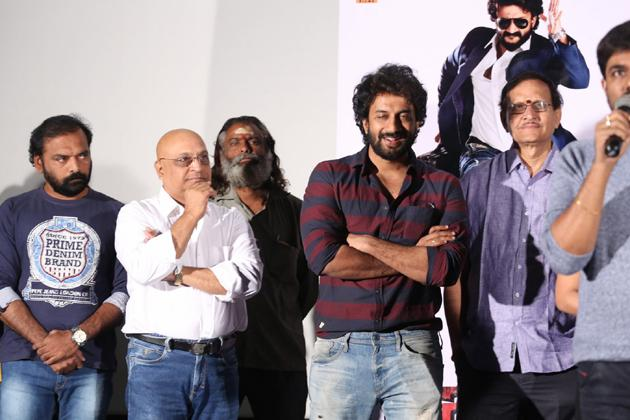 Bluff Master Movie Success Meet Photos