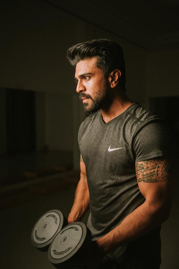 Ram Charan Latest Stills