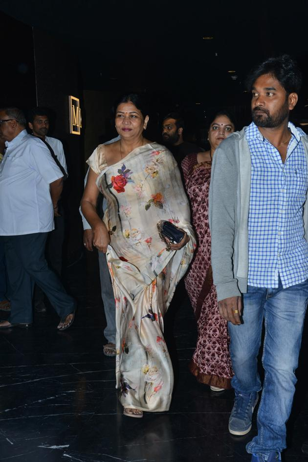NTR Kathanayakudu Special Screening Photos