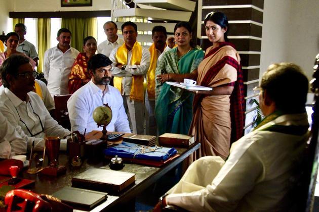 Lakshmis NTR New Photos