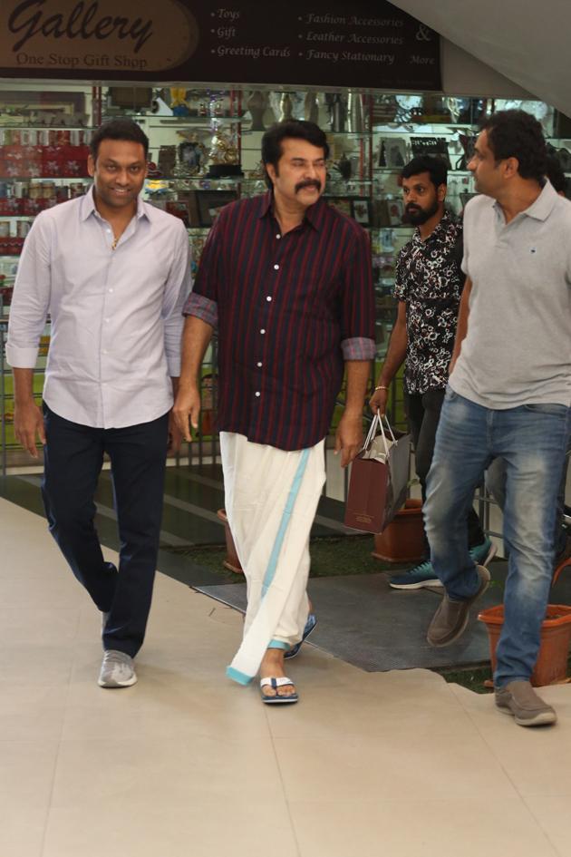Yatra Movie Press Meet Photos