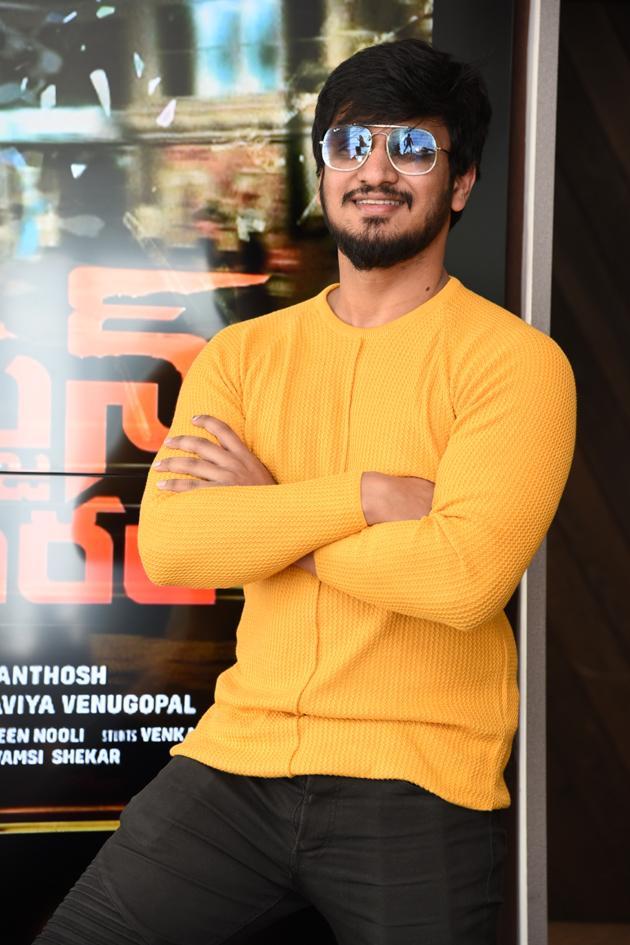 Arjun Suravaram Movie Press Meet