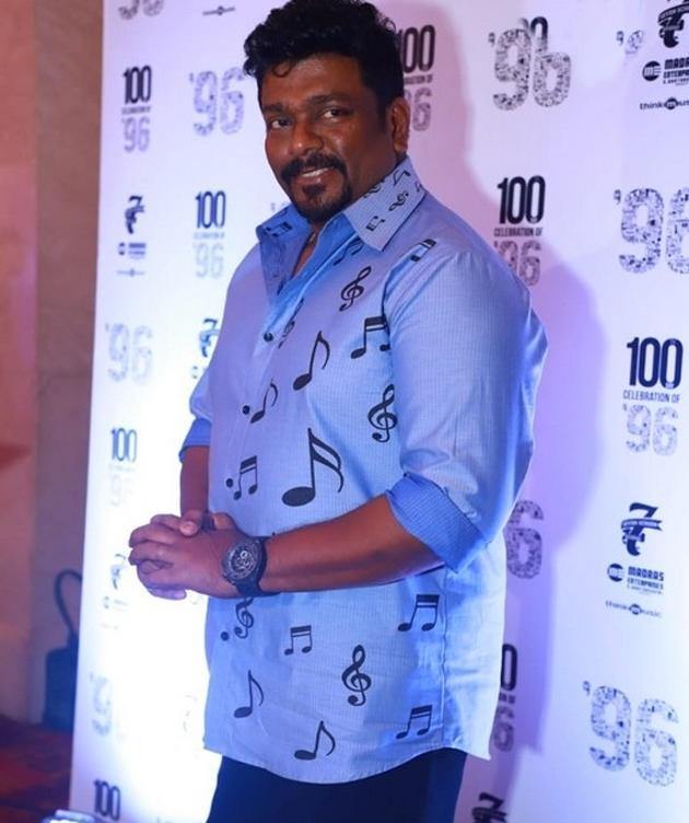 96 Movie 100 Days Celebrations