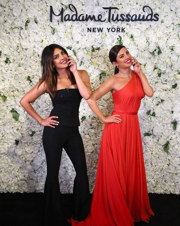 Priyanka Chopra Gets A Wax Statue At Madame Tussauds Pics