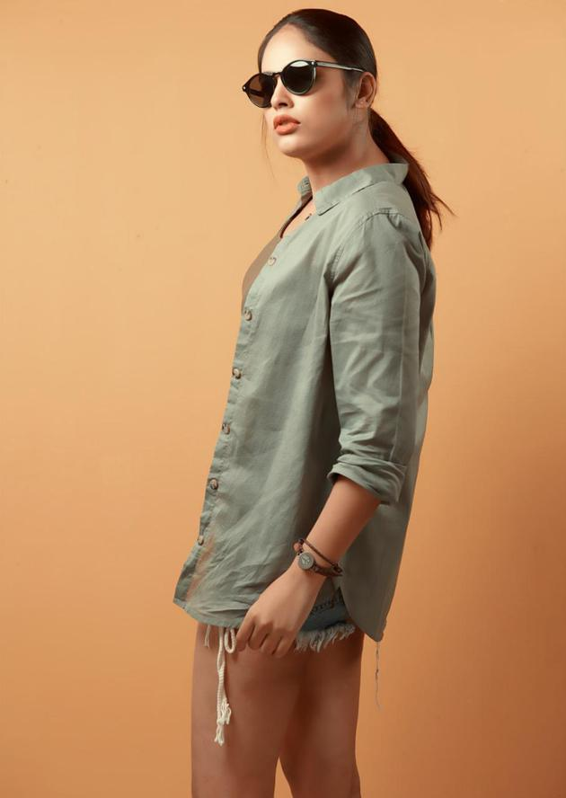 Nanditha Swetha Photo shoot