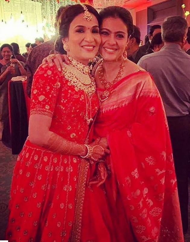 Soundarya Rajinikanth and Vishagan Vanangamudi Wedding Reception Photos