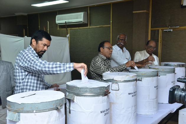 Maa Elections 2019 Photos