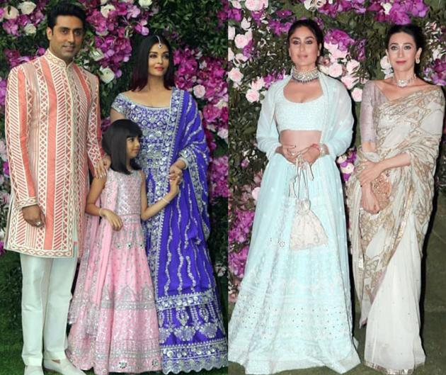Celebs at Akash Ambani and Shloka Wedding Photos