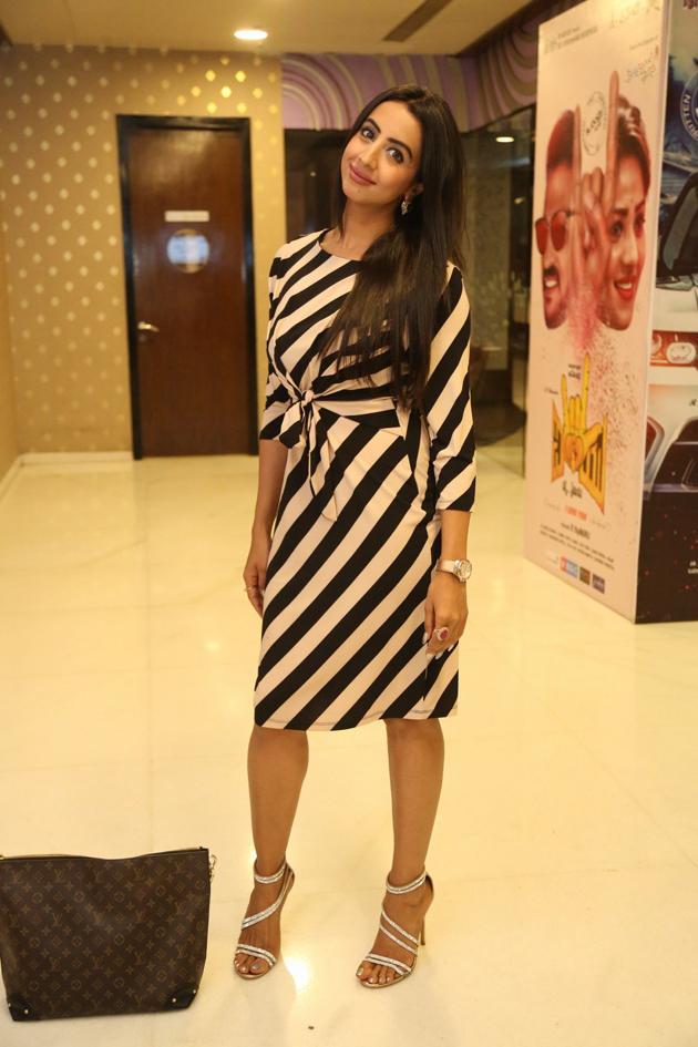 Sanjana Latest Photos