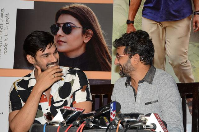Sita Movie Success Meet photos