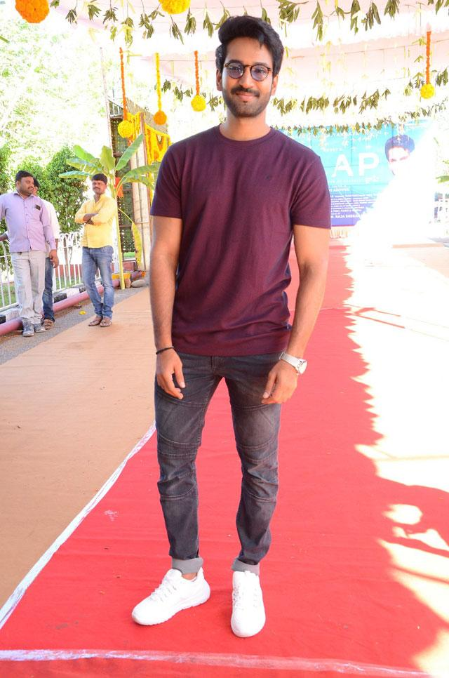 Clap Movie Opening Photos