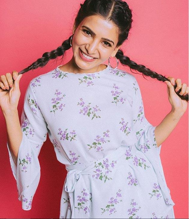 Samantha Latest Pictures