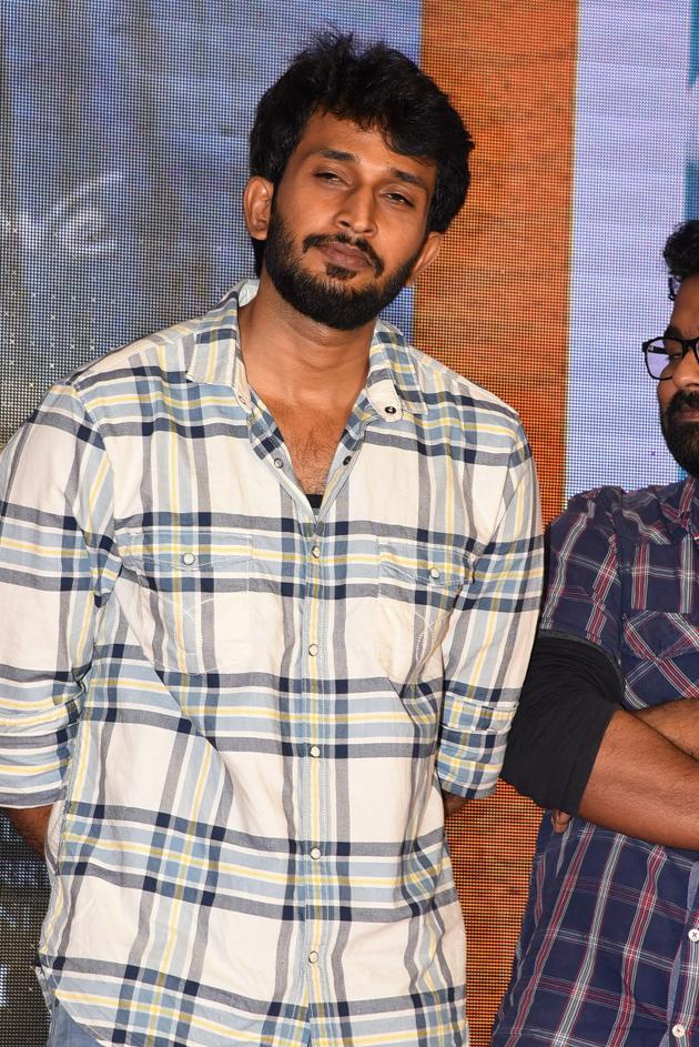 Dear Comrade Trailer Launch Photos