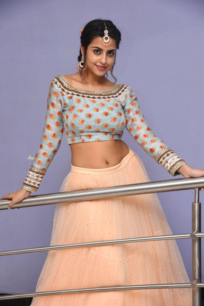 Sasha Singh Latest Photos