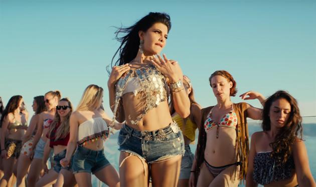 Jacqueline Fernandez In Saaho Movie Photos