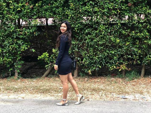 Arjun Sarja Second Daughter Anjana Photos