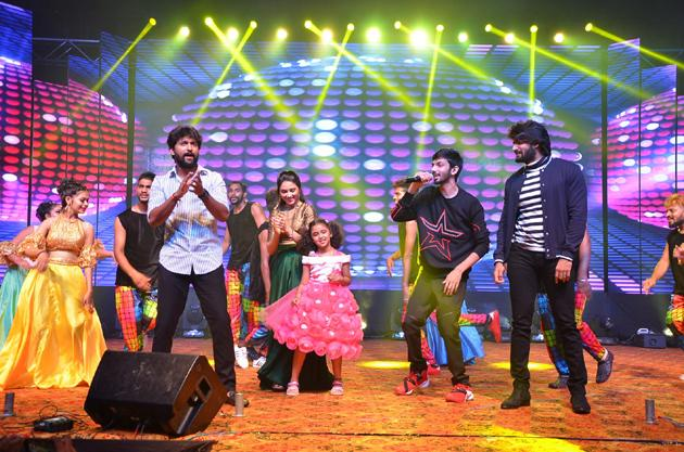 Gang Leader Movie Pre Release Event Photos