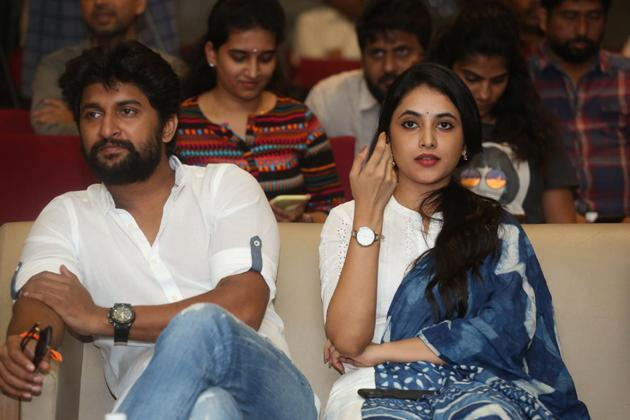Nani Gang Leader Press Meet Photos