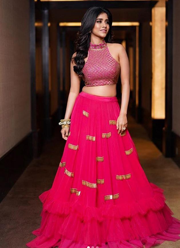 Nabha Natesh New Stills