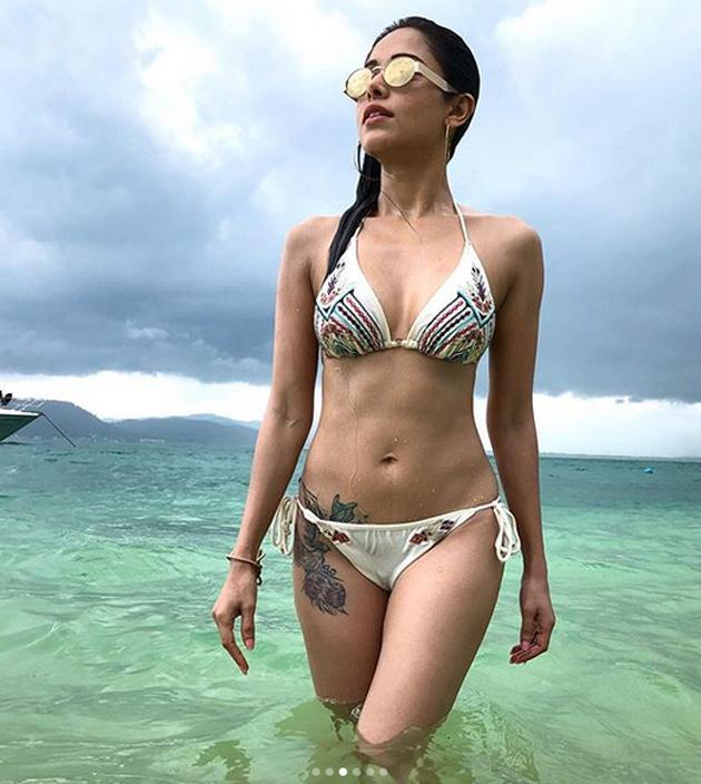 Nushrat Bharucha Bikini Photos