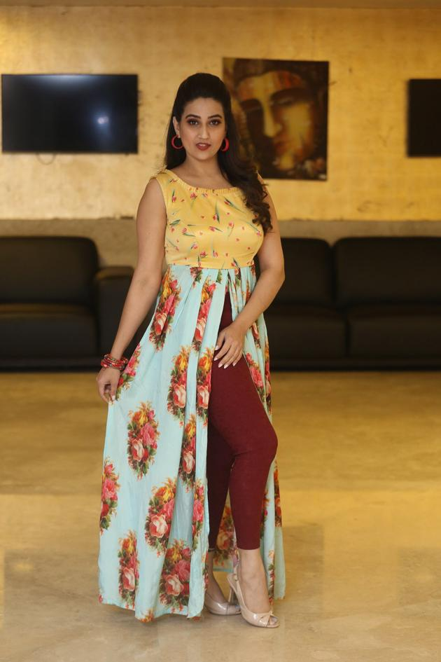Manjusha Anchor Latest Photos
