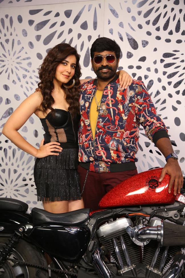 Vijay Sethupathi Movie Stills