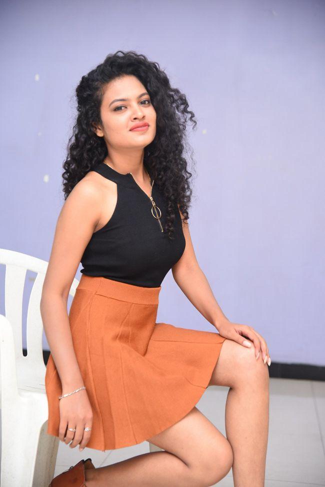 Riya Interview Pics
