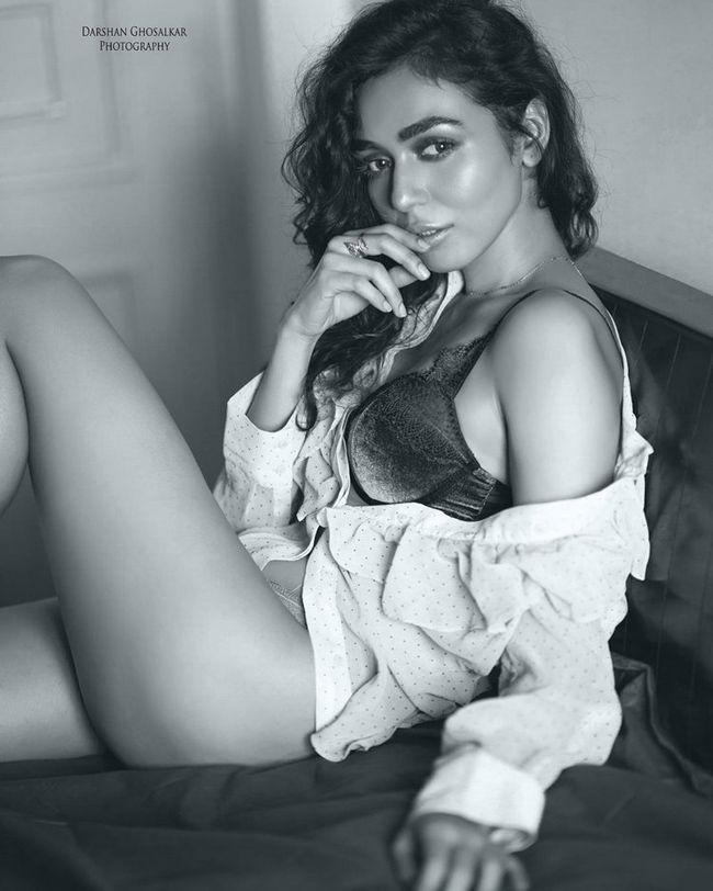 Meghana Kaushik Stylish Photoshoot