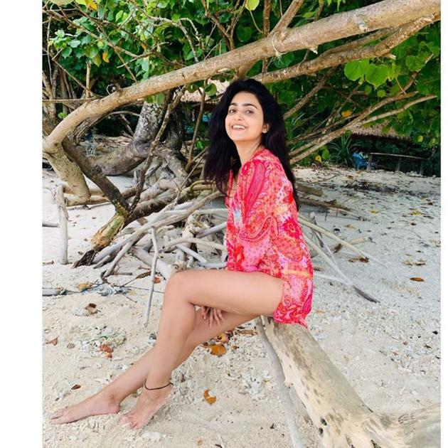 Avanthika Mishra in Bikini Photos