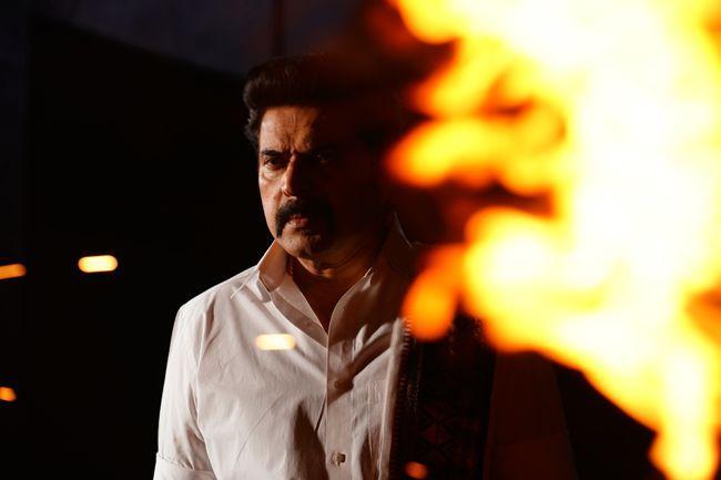 mamootys Rajanarasimha Movie Stills