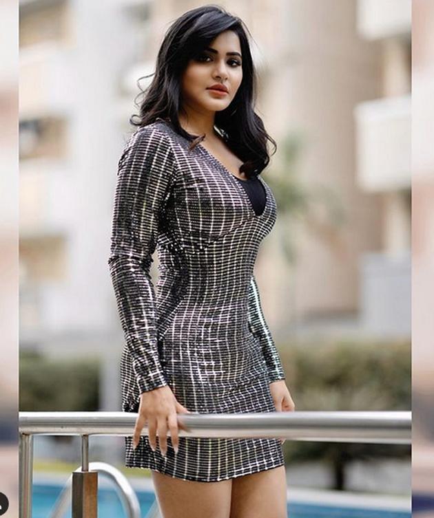 Ashu Reddy New Photos