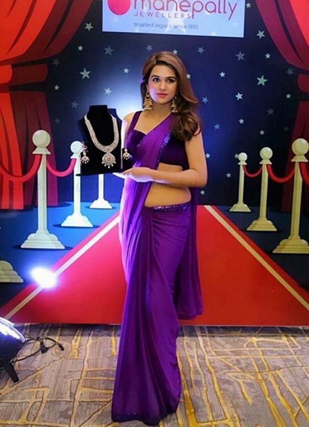 Shraddha Das Glamourous Pictures