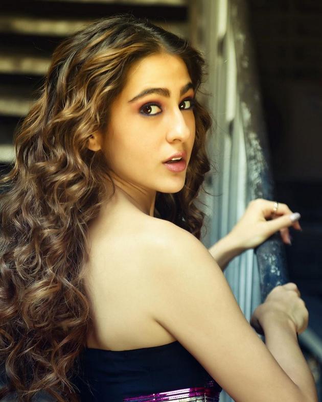 Sara Ali Khan New Photos