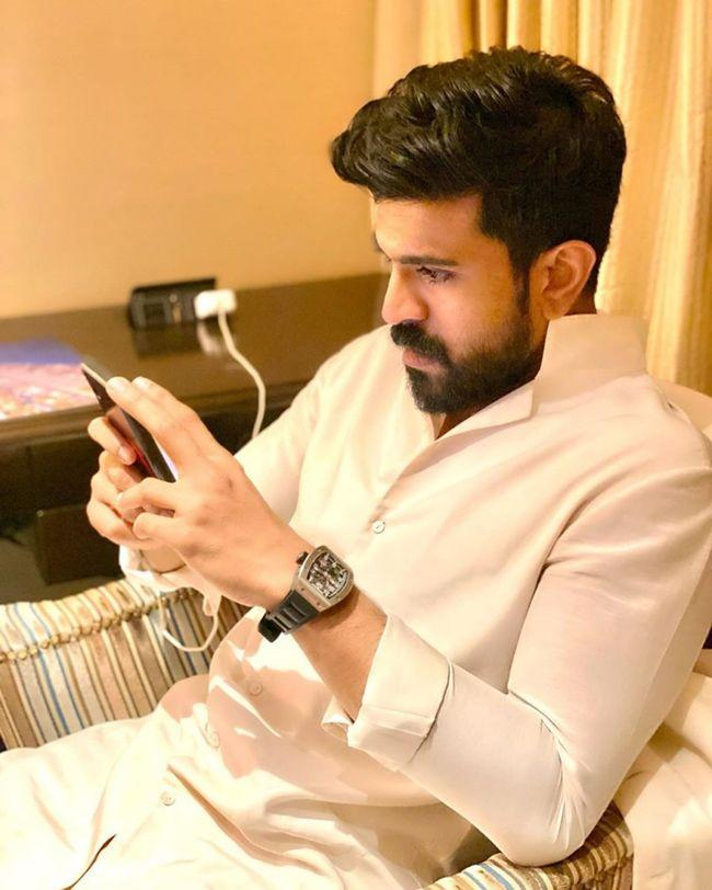 Ram Charan Photo Gallery