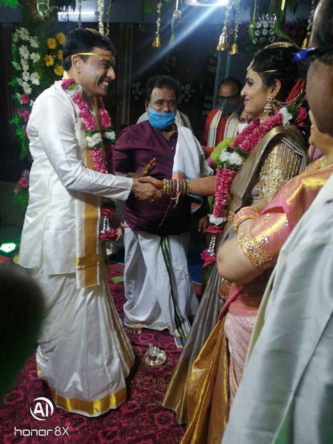 Dil Raju Wedding Photos