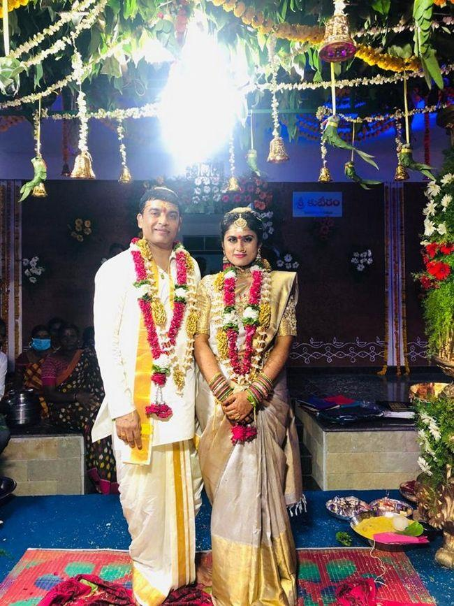 Dil Raju With His Wife