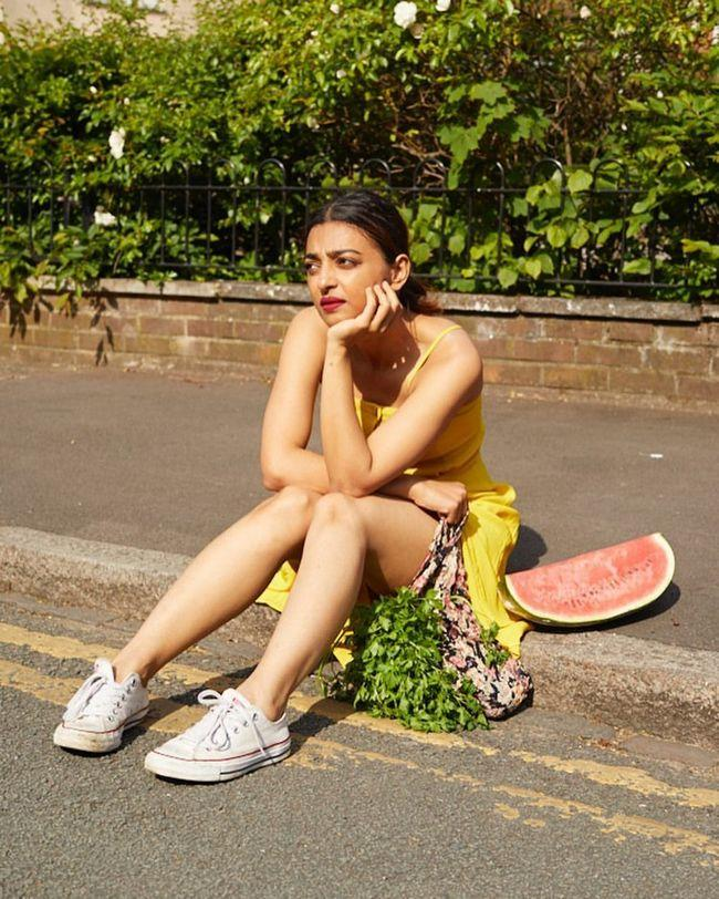Radhika Apte Ravishing Photoclicks