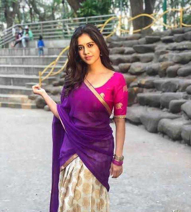 Nabha Natesh New Looks