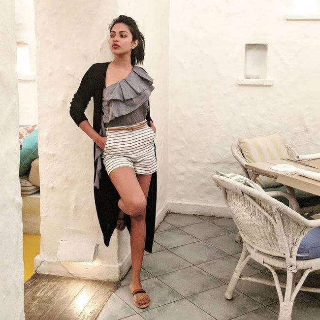 Amala Paul New Gallery Pictures