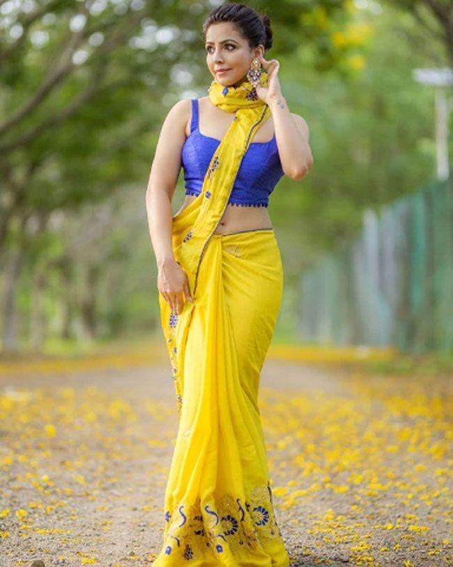 Nandini Rai Gallery Pics
