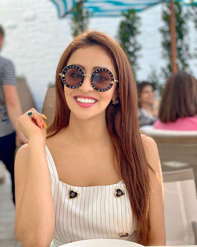 Musskan Sethi Beauty Clicks